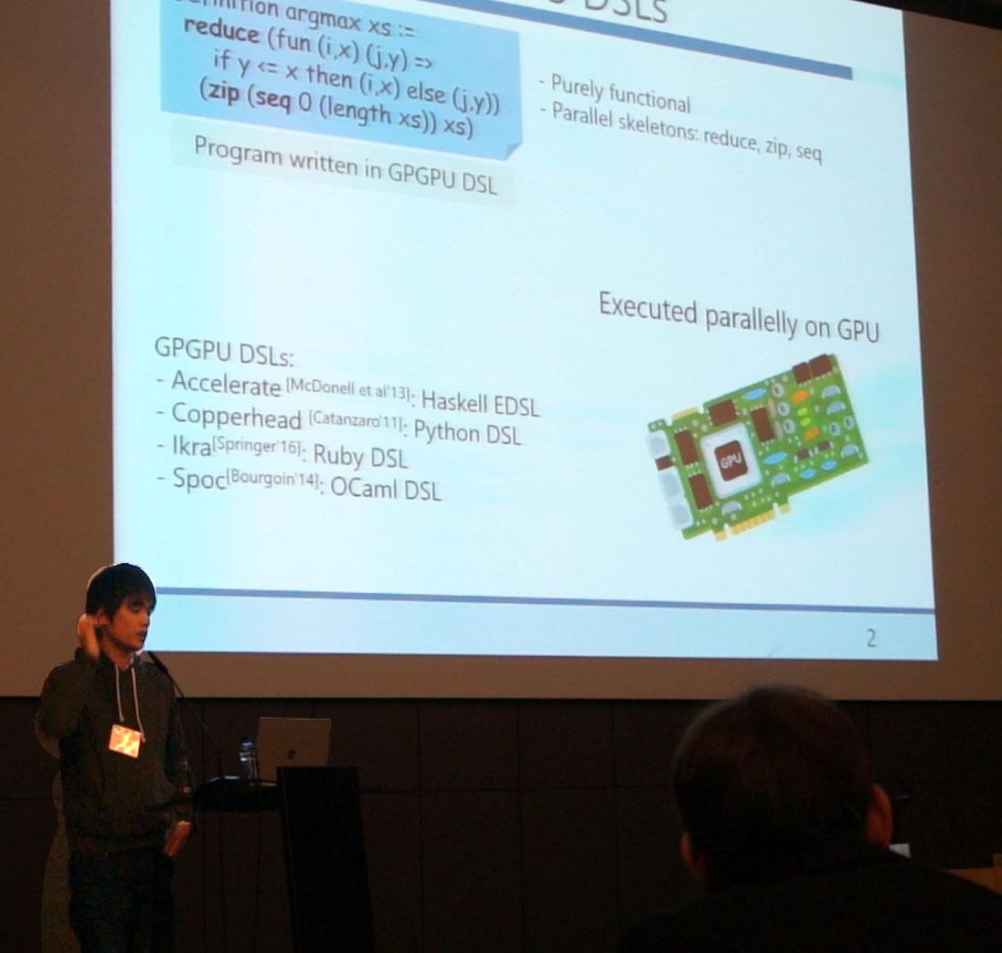 Asakura's presentation at CoqPL'17